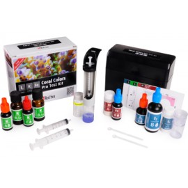 Test Coral Colors Pro Multi Test Kit (I2, K, Fe) 3 en 1