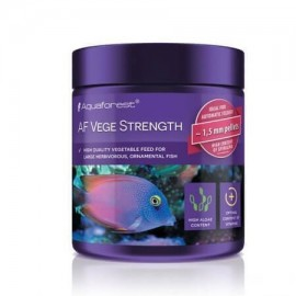 AF Vege Strength Alimento peces herbívoros Aquaforest