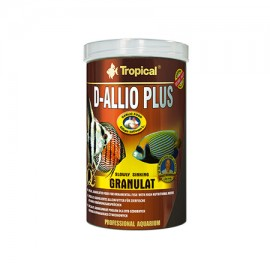 D-allio Plus granulado con suplemento de ajo Tropical
